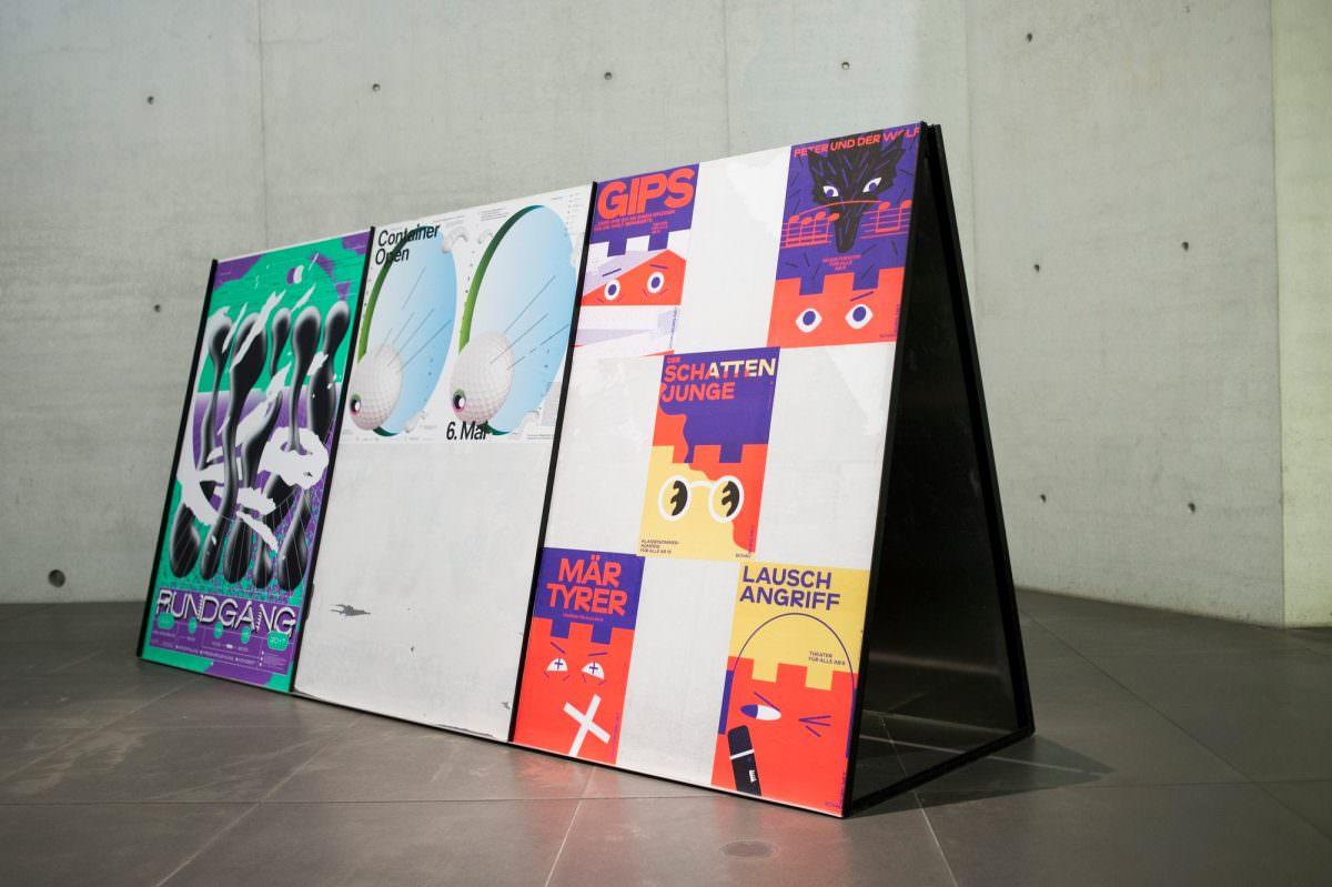 Ansicht des Plakats Container Open in guter Gesellschaft bei den 100 Besten Plakaten.
