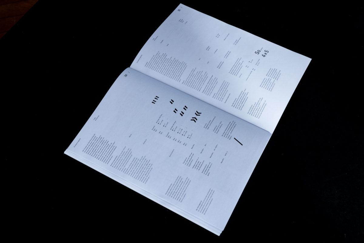 Satz und Layoutregeln vereinfachen die tägliche Arbeit mit dem Corporate Design des Städtebau-Instituts.