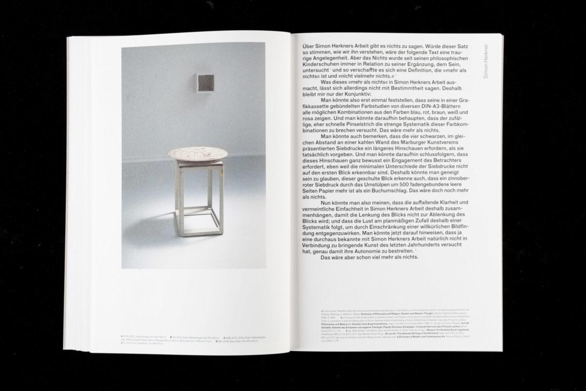 Buchgestaltung an der Staatlichen Akademie der Bildenden Künste Stuttgart