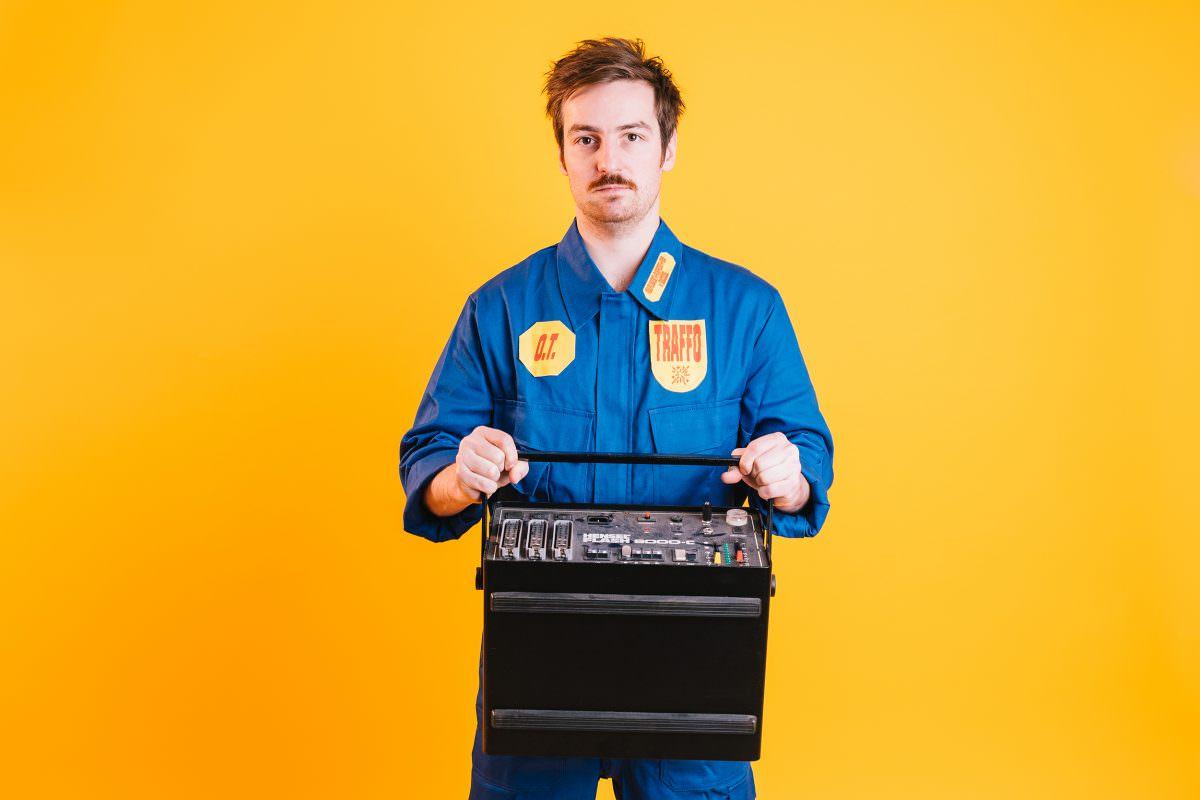 High Voltage, volle Energie: Roman Müller, der TRAFFO.