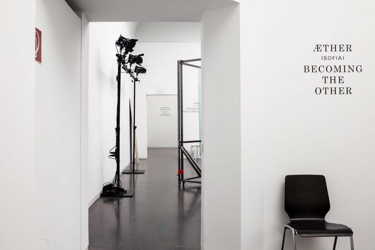 Kunst-Performance und Schauspiel waren Teile des Programms des SPP in Stuttgart.